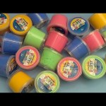 Learn Colours With Bouncing Putty! Fun Learning Contest!