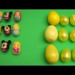 Learn Patterns with Surprise Eggs!  Opening Surprise Eggs filled with Toys! Lesson 2