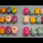 Learn Patterns with Surprise Eggs!  Opening Surprise Eggs filled with Toys! Lesson 3