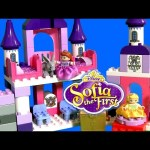 Lego Duplo Sofia's Royal Castle Disney Princess Sofia the First 10595 Castillo Real Princesse Amber