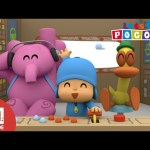 Let's Go Pocoyo! – Space Mission [Episode 9] in HD
