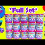 Littlest Pet Shop Fashems Series 1 Full Set