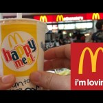 McDonald's Happy Meal Penguins of Madagascar