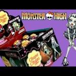 Monster High Chupa Chups Surprise Eggs School of Monsters – Чупа Чупс Монстр Хай, Школа монстров