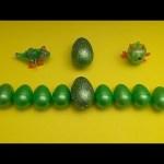 Monsters University Surprise Egg Learn-A-Word! Spelling Vegetables! Lesson 9