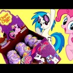 My Little Pony Chupa Chups Surprise Box of Eggs Toys MLP Unboxing Review Mi Pequeño Poni