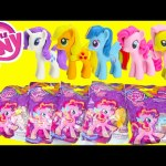 My Little Pony Puzzle Eraseez with Pinkie Pie, Fluttershy, and More