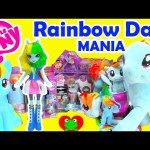 My Little Pony Rainbow Dash Mania