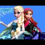 NEW Disney Frozen Dolls Disneystore Princess Anna & Elsa Snow Queen of Arendelle by Disneycollector