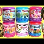 NEW FASHEMS & MASHEMS Masha and the Bear, Disney Princess, Paw Patrol, My Little Pony