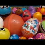 NEW Huge 101 Surprise Egg Opening!  With a GIANT JUMBO Kinder Surprise Egg!