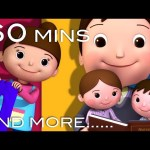 No Monsters Song | Plus Lots More Nursery Rhymes | From LittleBabyBum!