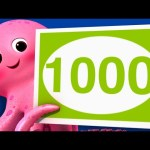 Numbers Song – 100 to 1000 | Big Numbers! | Nursery Rhymes | Original Song by LittleBabyBum!