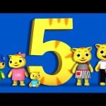 Numbers Song 5, 10, 15, 20 | Nursery Rhymes | By LittleBabyBum!