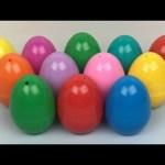 Octonauts The Vegimals Surprise Eggs Toys Captain Barnacles Peso Shelliington Kwazii Dashi Dog