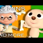 Old Mother Hubbard | Plus Lots More Nursery Rhymes | From LittleBabyBum!
