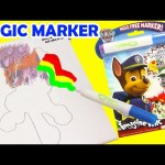 Paw Patrol Magic Ink Pen with Surprises and Shopkins Season 5