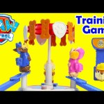 Paw Patrol Pups In Training Game with Chase, Rubble, and Skye