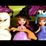 Play Doh Halloween Costume Disney Princess Sofia Dress Up The First Cookie Monster ❤ Wicked Witch
