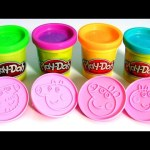Play Doh Peppa Pig Stampers Blind Bags Surprise – Super Massa Carimbos da Porquinha Peppa y Mamãe