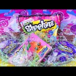 Play Doh Surprise Basket Toys – Opening Shopkins Season 4 My Little Pony DCTC videos