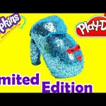Play Doh Surprise Egg Shopkins Season 2 Limited Edition Angie Ankle Boot