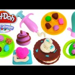 Play Doh Sweet Shoppe Candies and Sweets