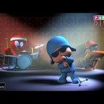Pocoyo Disco [Android, iOS] – Make your own music videos with Pocoyo