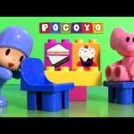 Pocoyo Picnic Blocks Merienda Bloques Lego Duplo Toys Learn to Count 123 by DisneyCollector