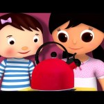 Polly Put The Kettle On | Nursery Rhymes | Original Version By LittleBabyBum!