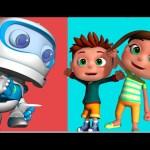 Robot Song   Kids Songs & Nursery Rhymes   Videogyan 3D Rhymes
