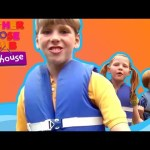 Row, Row, Row Your Boat – Mother Goose Club Playhouse Kids Video