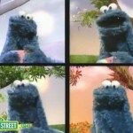 Sesame Street: Eating Cookies All Year With Cookie Monster