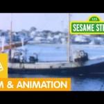 Sesame Street: Explore a Fishing Boat!