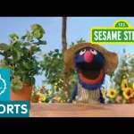 Sesame Street: Grover Talks About Plants