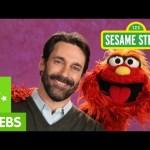 Sesame Street: Jon Hamm and Murray Get Emotional