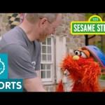 Sesame Street: Murray Rides a Bike