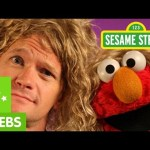 Sesame Street: Neil Patrick Harris and Elmo Talk About Curly