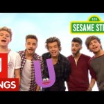 Sesame Street: One Direction What Makes U Useful