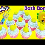 Shopkins Cupcake Bath Bombs Toy Genie