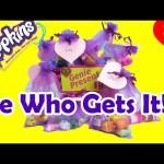 Shopkins Season 1 See Who Gets It!