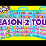 Shopkins Season 2 Collection Tour Toy Genie