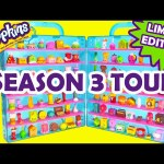 Shopkins Season 3 Collection Tour Toy Genie with Limited Edition Shopkin