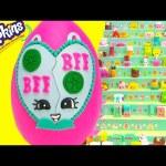 Shopkins Season 3 Limited Edition Chelsea Charm Play Doh Surprise Egg