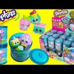 Shopkins Season 4 Food Fair Candy Jars with 8 Ultra Rare Finds