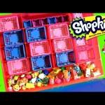 Shopkins Storage Case Season 2 Surprise Baskets Caja de Almacenamiento Bolsitas Canastitas Sorpresa