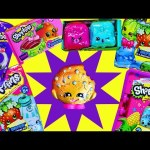 Shopkins Swapkins PARTY Event 2016 Exclusive 12-Pack Golden Kookie Cookie Seasons 1-5 Blind Bags