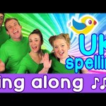 Sing Along – Colours Song for kids, with lyrics (UK spelling)