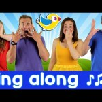 Sing Along Make a Silly Face – Song for kids, with lyrics