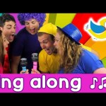Sing Along To the Music, Song for Kids with lyrics
